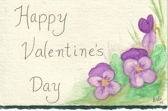 valentine from Ardis Quick to Dorothy