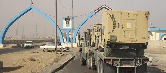 Welcome to Tikrit...