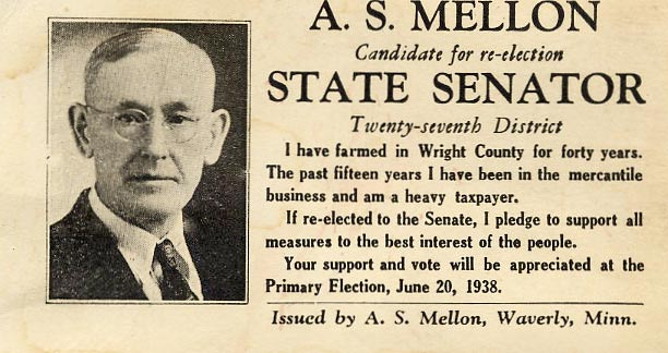 Mellon Campaign Advertisement