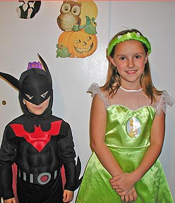 Batman & Tinkerbell
